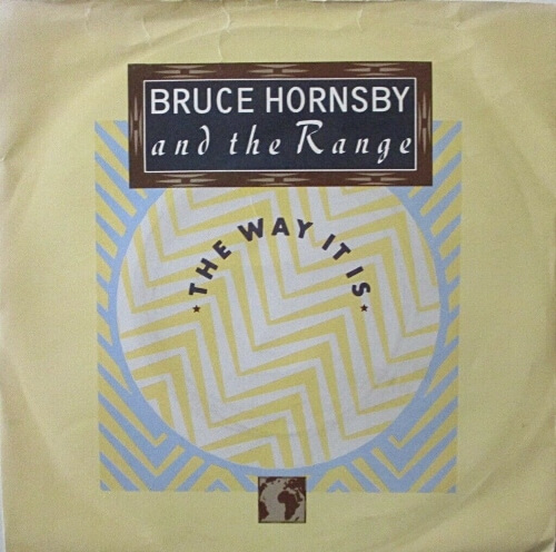 AUG 30 - BRUCE HORNSBY and The Range - The Way It Is. The band's one hit wonder from 1986.