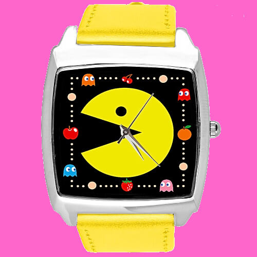 APR 17 - PAC-MAN WATCHES - our pick of the best watches from across the web.