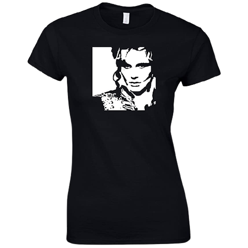 APR 16 - ADAM ANT T-SHIRTS. Check out our brand new page and pay homage to the Prince Charming himself.