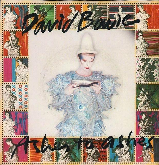 MAY 20 - ASHES TO ASHES by David Bowie. The iconic video with review and song facts.
