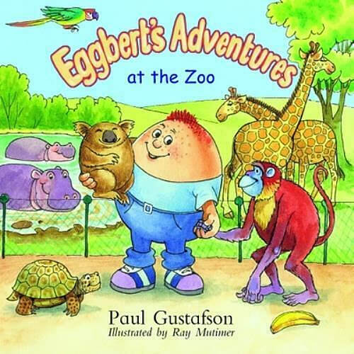 SEP 6 - HAVE YOU DISCOVERED EGGBERT YET? Find out why 80s stars are endorsing this delighful book series.