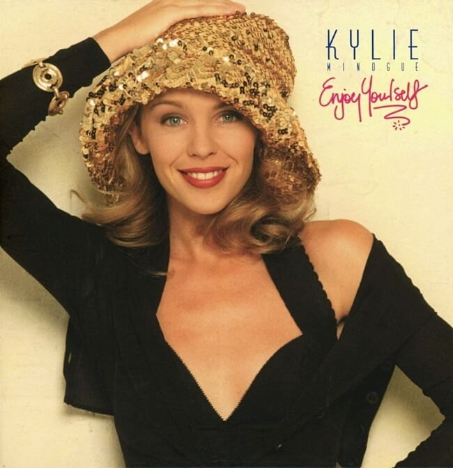 Enjoy Yourself CD Album by Kylie Minogue