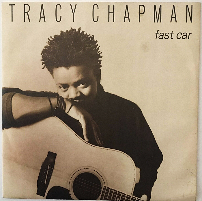 JUL 12 - TRACY CHAPMAN - FAST CAR - A look back at the American singer's one hit wonder from 1988.