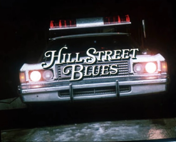 Hill Street Blues Titles from 1981