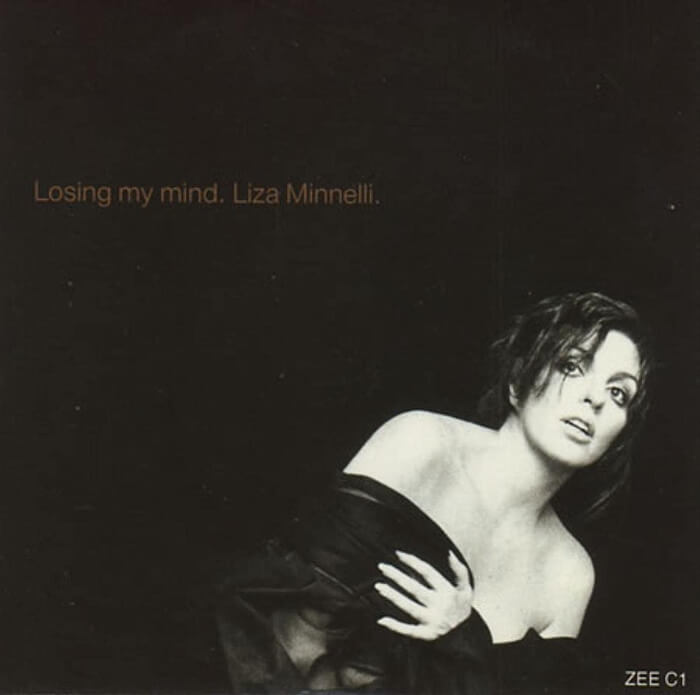 AUG 6 - LIZA MINNELLI - LOSING MY MIND - Video and song facts for her 1989 collaboration with Pet Shop Boys.