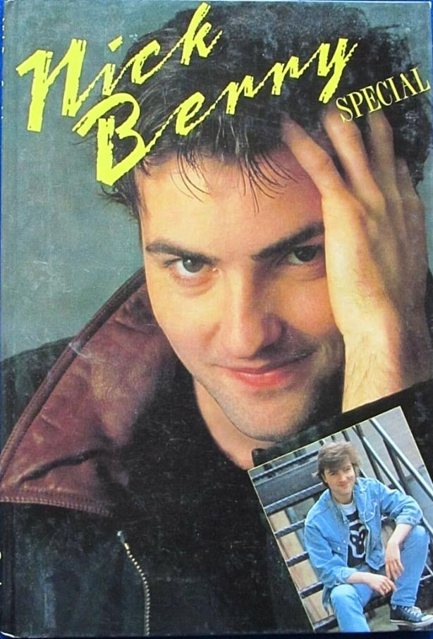 AUG 17 - WHATEVER HAPPENED TO NICK BERRY? The Eastenders and Heartbeat actor was big in the 80s and 90s, but what's he up to now?