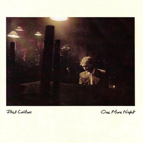 APR 23 - PHIL COLLINS - One More Night. Video with review and song facts.