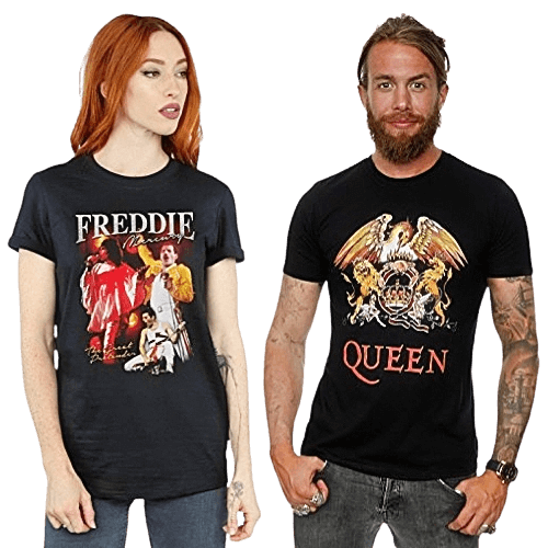 JUN 13 - QUEEN and FREDDIE MERCURY T-SHIRTS. Our top picks from leading suppliers. Pay homage to the rock band.