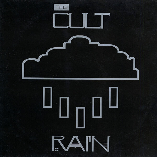 SEP 29 - THE CULT -RAIN - the goth rock band's second hits single from the album Love.