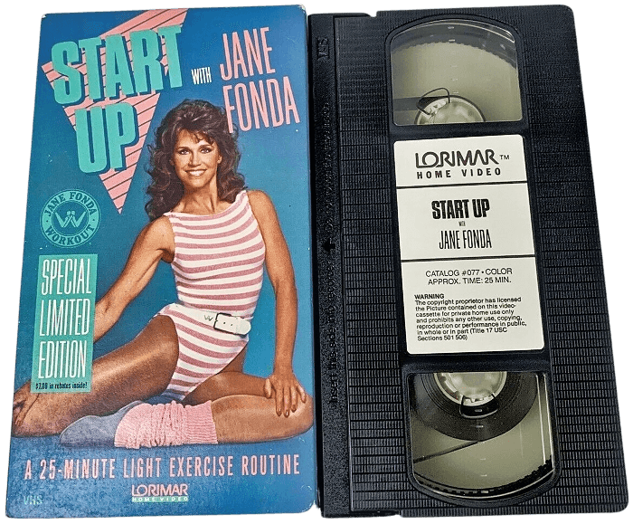 JUL 13 - THE 1980s FITNESS STARS who inspired us to get moving. DId you own a Jane Fonda video?