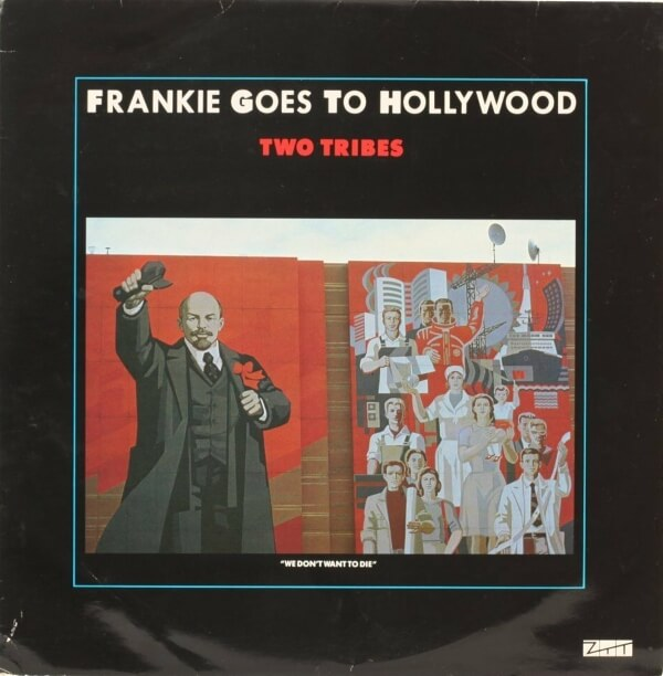 MAR 2 - TWO TRIBES by Frankie Goes To Hollywood. A review of the classic anti-war tune.