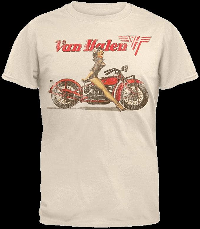 Van Halen T-shirts