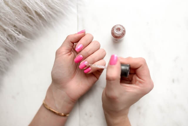 FEB 2 - DRESS UP YOUR NAILS with these 80s inspired manicure trends.