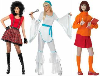Cartoon Characters 80s Fancy Dress : 70s fancy dress costumes for women at simplyeighties.com