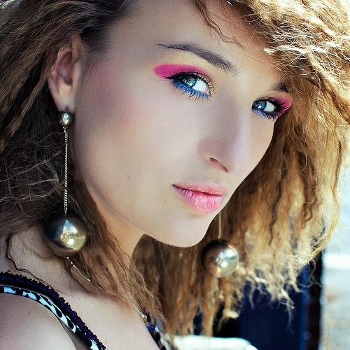 80s Crimped And Spiral Perm Hair Styles At Simplyeighties Com