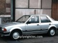 Ford Orion - 80s Ford Cars