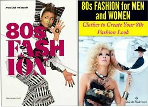 80s Fashion Books