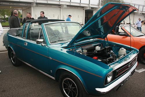 Morris Marina Soft Top/Convertible