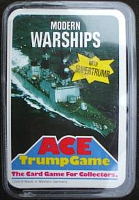 Ace Trumps 1970s - Modern Warships