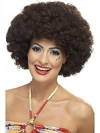 70s Afro Hair Wigs for Women