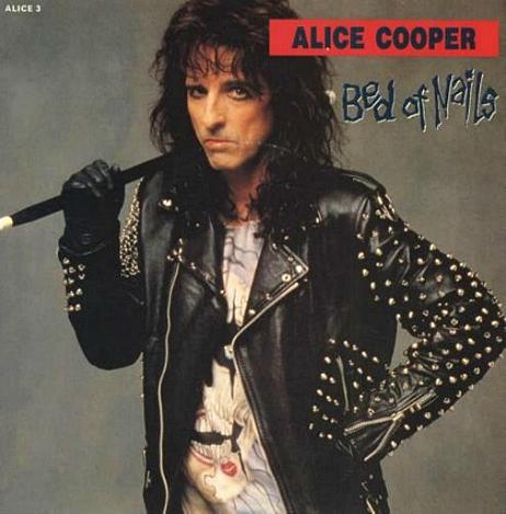 Bed of Nails (1989) single by Alice Cooper