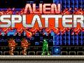 Alien Splatter Game