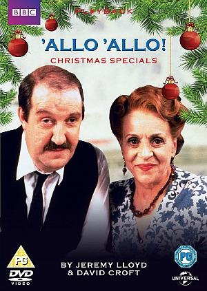 'Allo 'Allo! Christmas Specials DVD