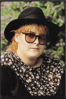 Alison Moyet Smash Hits Panini Sticker No. 132