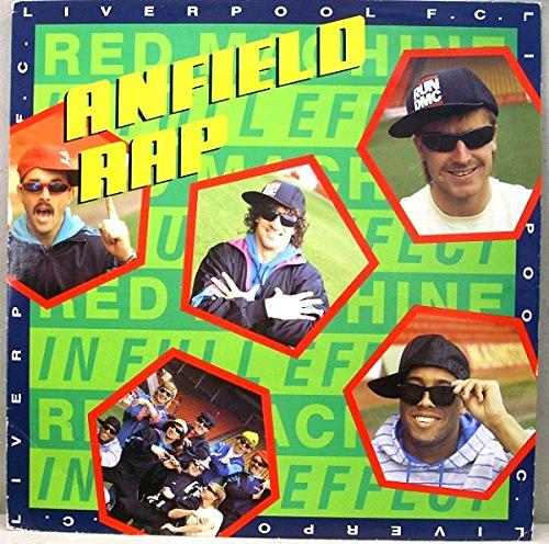MAY 26 - LIVERPOOL F.C. - ANFIELD RAP - The Red Machine in Full Effect. Classic rap from 1988.