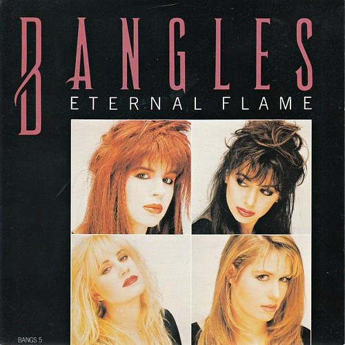 APR 11 - THE BANGLES - ETERNAL FLAME - the No.1 hit song from 1989.
