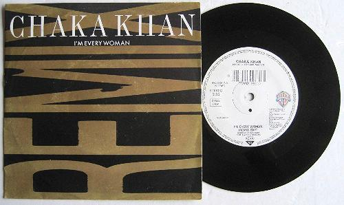 MAY 13 - CHAKA KHAN - I'M EVERY WOMAN - the 1989 remix with video and lyrics.