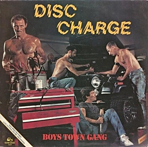 Disc Charge LP by Boys Town Gang