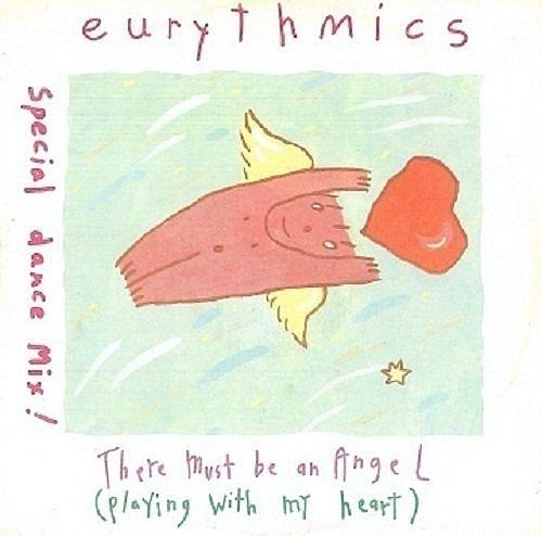 JUL 17 - EURYTHMICS - THERE MUST BE AN ANGEL (PLAYING WITH MY HEART).