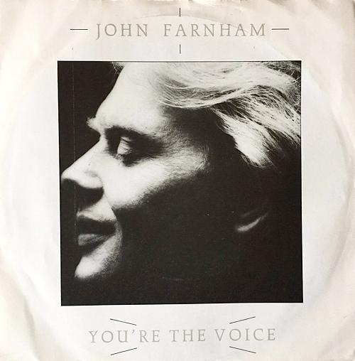 JUN 21 - JOHN FARNHAM - YOU'RE THE VOICE - the 80s power anthem from 1987.