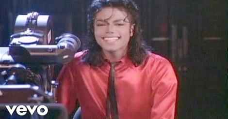Michael Jackson Liberian Girl video screenshot