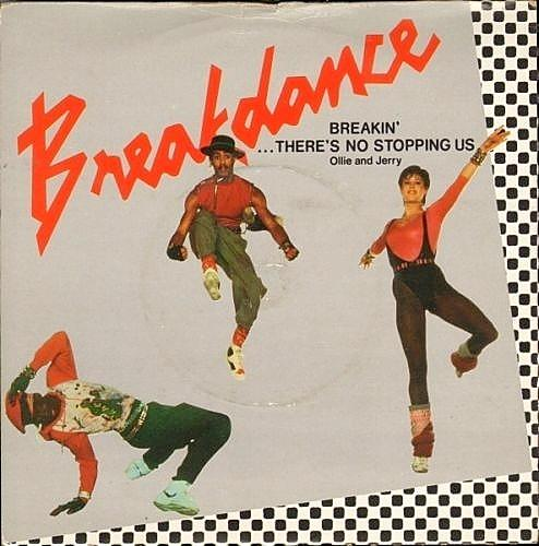 JUN 25 - OLLIE & JERRY - BREAKIN' THERE'S NO STOPPING US - the top ten hit from 1984.