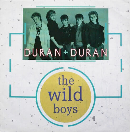 OCT 28 - THE WILD BOYS - DURAN DURAN - Video and song facts for the band's 1984 hit song.