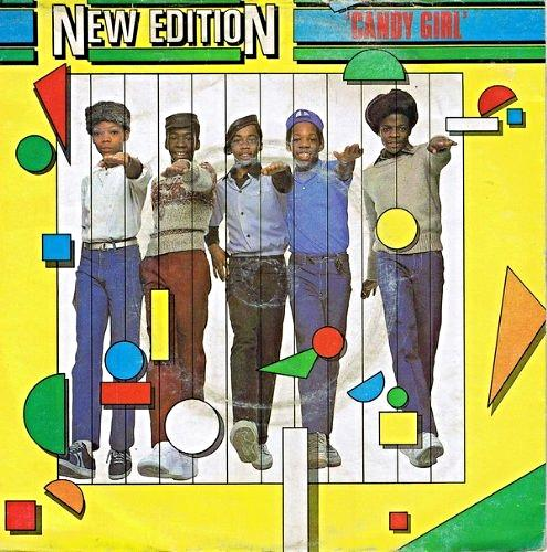 MAY 31 - NEW EDITION - CANDY GIRL - the group's debut No.1 single.