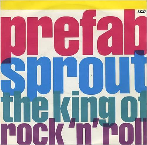 MAY 23 - PREFAB SPROUT - THE HEART OF ROCK 'N' Roll - the band's biggest hit from 1988.