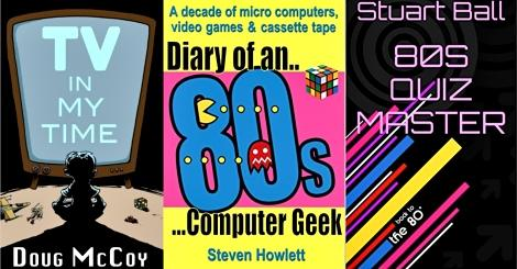 SEPT 10 - 80s eBOOKS for 99p - grab yourself a bargain now.