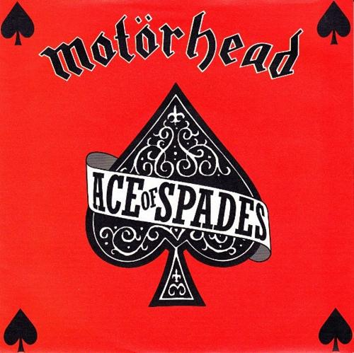 OCT 26 - MOTORHEAD - Ace Of Spades - the metal band's best known hit from 1980.