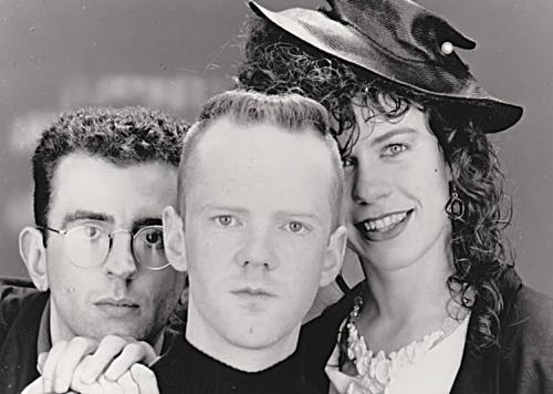 Richard Coles, Jimmy Somerville and Sarah Jane Morris