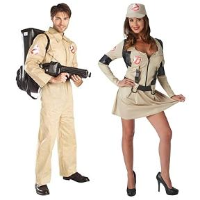 Ghostbusters 80s Movie Costumes for Men and Women