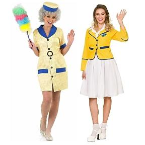 Hi De Hi Maplins Fancy Dress Costumes for Adults