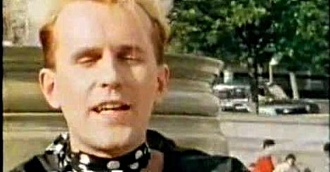 Howard Jones in the video for Like To Get To Know You Well