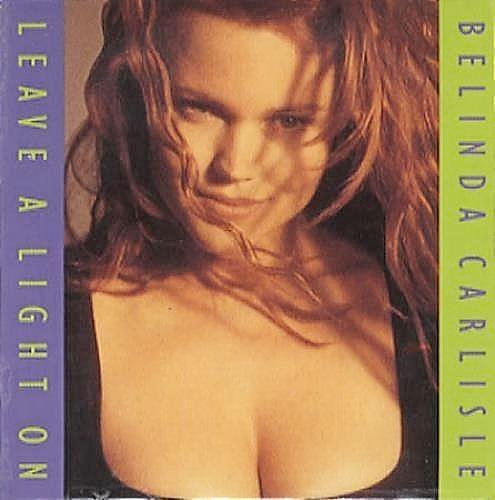 OCT 15 - BELINDA CARLISLE - Leave A Light On - the singer's top 5 hit from 1989.
