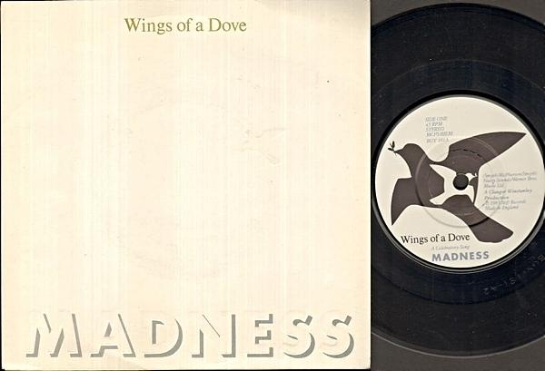 AUG 21 - MADNESS - Wings of a Dove - the band's No.2 hit from 1983.
