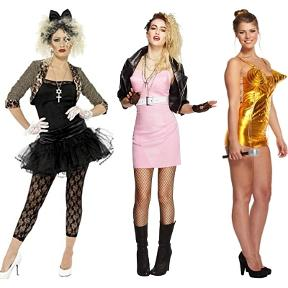 Madonna Costumes for Women at Simplyeighties.com
