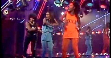 Mai Tai performing Body and Soul on TopPop in 1984