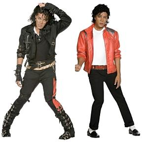 Michael Jackson 80s Costumes for Men